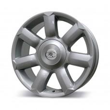 Replica FR Nissan Murano 8,0R18 5*114,3 ET25 d66,1 Silver [707] рис.№87