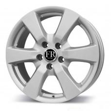 Replica FR Nissan NS49 7,0R16 5*114,3 ET45 d66,1 Silver [20/63/29/189] X-Trail
