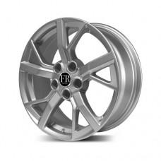 Replica FR Nissan NS583 7,0R17 5*114,3 ET47 d66,1 Silver [20/63/29/889] Juke