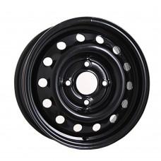 ТЗСК Chevrolet Aveo 6,0R15 5*105 ET39 d56,6 Черный-глянец [86332426267]
