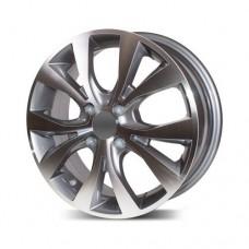 Replica FR Hyundai HND5182 5,5R15 4*100 ET46 d54,1 M/GRA Solaris-2014