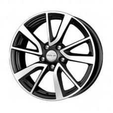 КиК Audi A4 (КСr699) 7,0R17 5*112 ET46 d66,6 Алмаз-черный [68035] <С>