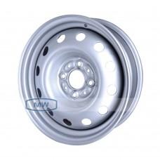 Magnetto Volkswagen 5,5R14 4*100 ET35 d57,1 silver [14005 S AM]
