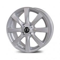 Replica FR Hyundai KI805 6,0R15 4*100 ET48 d54,1 Silver KIA Rio 3