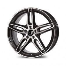 Replica FR Mercedes MR274 8,0R19 5*112 ET43 d66,6 BMF [20/63/26/565] C/CLA/E/GLA/GLC AMG-style