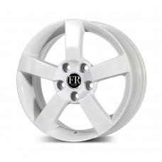 Replica FR Mitsubishi MI15 6,5R16 5*114,3 ET38 d67,1 White [20/63/29/973] Outlander XL