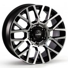 MOMO SUV REVENGE 9,0R20 5*112 ET45 d66,6 Matt Black-Polished [WRGE90045266] FB max 960kg