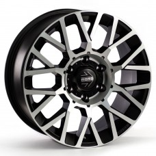 MOMO SUV REVENGE 9,0R20 6*139,7 ET25 d106,1 Matt Black-Polished [WRGE90025639] FB max 960kg